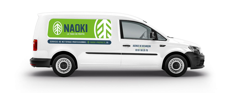 franchise d'entreprise de nettoyage NAOKI