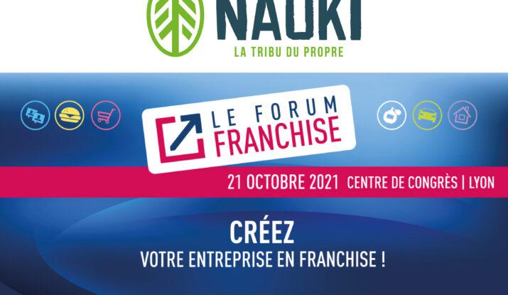 Naoki au forum franchise